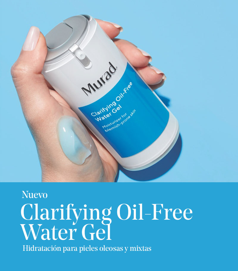 Clarifying Oil Free Water Gel